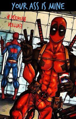 Spider Man gay sexe