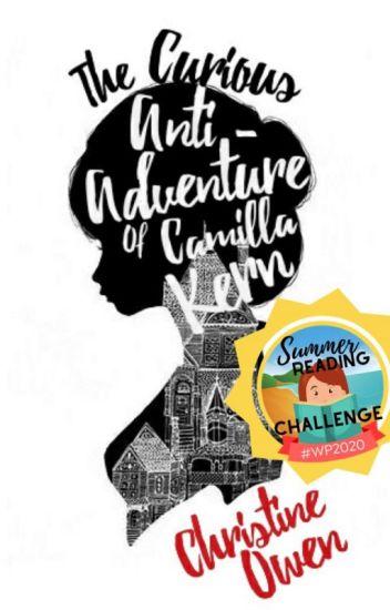 The Curious Anti-Adventure Of Camilla Kern