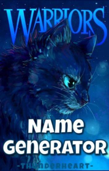 Warriors Name Generator