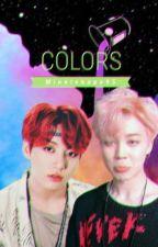 Colors | Soulmate Jikook | Social media AU by LisInHopeWorld