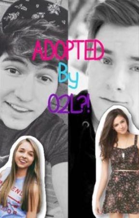 Adopted By O2L by wearefinishedhere