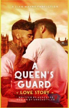 a queen's guard love story ♕ ziam by asheetos