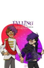 falling /// sanders sides soulmate au by stanrobbieskinner