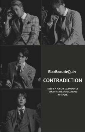 Contradiction || BTS Hyung line  by BlacBeautieQuin