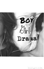 Boy Girl Drama by ramabateman