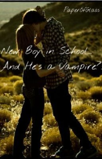 New Boy in School...And He's a Vampire?!