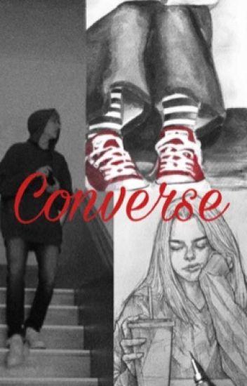 Converse   Jungkook x Reader