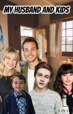 my husband and kids  by Dawnsm123