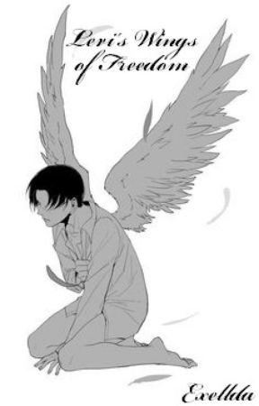 Levi's Wings of Freedom (LevixEren) Shingeki no Kyojin by Exellda