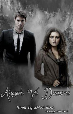 Angels Vs Demons #1 by xMadalina