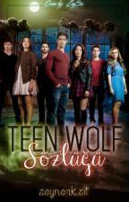 Teen Wolf Sözlüğü by zeynepkzlt