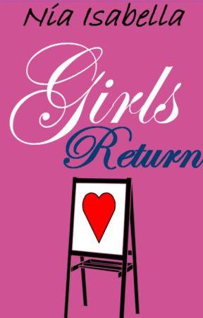 Girls Return [Girls Talk #2] [LGBTQ+] ✓ by tennasmith