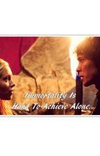 Immortality Is Hard To Achieve Alone.. (Bellarke/The 100) by ItsAllWibblyWobbly