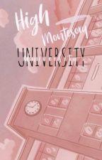High Montesory University by babiiichixx