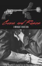 Guns and Roses by linphoma69