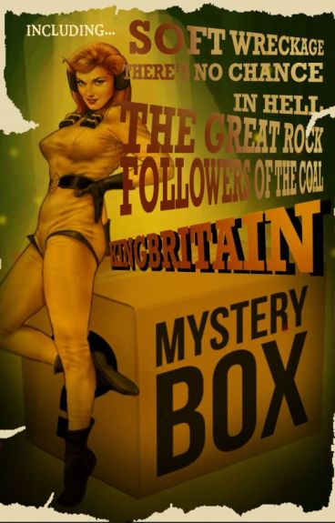 Mystery Box by KingBritain