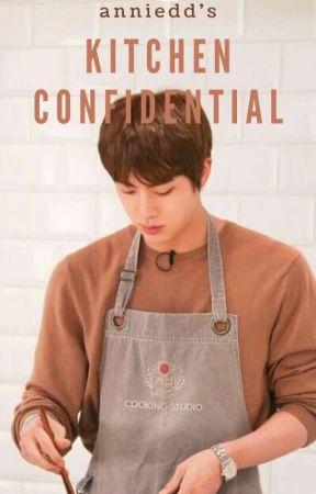Kitchen Confidential [Jin] by annieDD