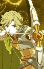 The Staff Hero   Itsuki Kawasumi x reader by Icyyhot