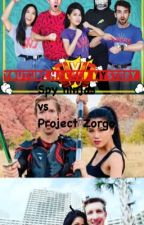 Hacker Mystery - Spy ninjas vs project zorgo. One-Shots, images and more!//AU by mmjuicemiah786