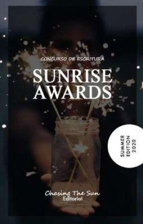 Sunrise Awards Summer Edition 2020 (ABIERTO) by ChasingTheSun_2018