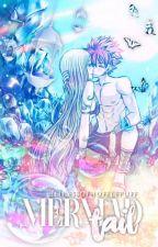 Mermaid Tail (Fairy Tail) by HeiressofHufflepuff