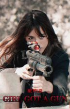 ꧁girl got a gun 𒊹︎︎︎ the mentalist꧂ by pyxissagitta