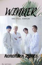 Winner 3rd Full Album Remember Lyrics by Sseulri