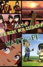 Avatar der herr der Elemente Watsapp by hermine2001