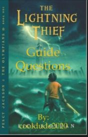 Percy Jackson and The Lightning Theif Guide Questions by cooldude2020