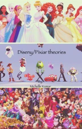 The Disneypixiar Theories And Qa Tangled Theory 5 Princess