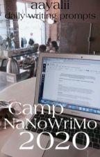 Camp NaNoWriMo 2020 by aayalii