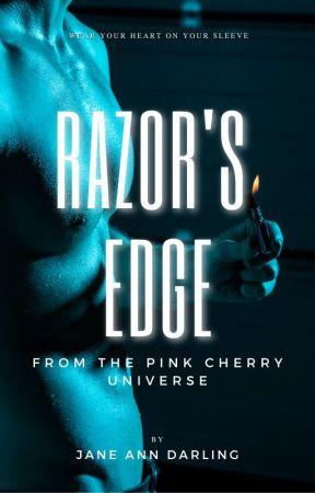 Razor's Edge by Twilightdreams69
