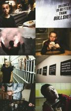 Unexpected match - Carl Gallagher (ethan Cutkosky) by katieeditsz