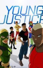 Young Justice x Male OC by nerdwarp
