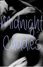 Midnight Cuddles by AmeenaAmeer