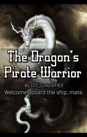 The Dragon's Pirate Warrior | oc insert by 101_classified