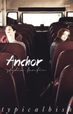 Anchor ✵ stydia au by typicalbish