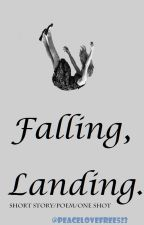 Falling, Landing. by PeaceLoveFree523