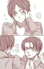 Puppy Experiment [Ereri/Riren] by jaja_0813