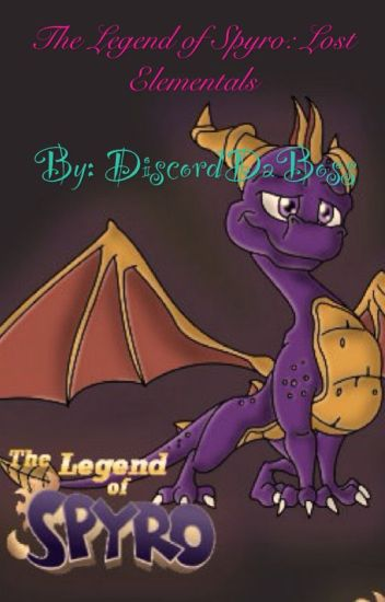 The Legend of Spyro: Lost Elementals