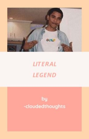 ✧ 𝙇𝙄𝙏𝙀𝙍𝘼𝙇 𝙇𝙀𝙂𝙀𝙉𝘿  ✧ a social media book by -cloudedthoughts