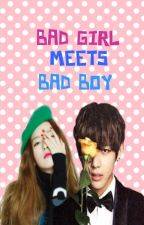 Bad Girl MEETS Bad Boy by xxpeaceminusonee