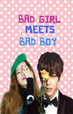 Bad Girl MEETS Bad Boy by kimbapbobbyxx