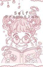 Self promotion  by kintomi