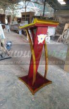 Tlp/WA : 085 290 206 219, Harga Mimbar Masjid Sederhana Produk Mebel Jepara by gelasnatasya60