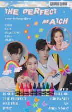¹ the perfect match ㅡ xiaojun,arin ✓ by hangyulvevo