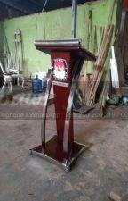 Tlp/WA : 085 290 206 219, Harga Mimbar Minimalis Desain Furniture Modern by postingku1369
