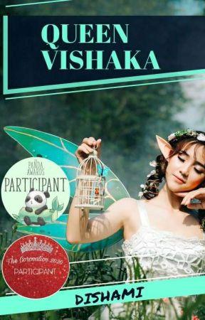 QUEEN VISHAKA  by Dishami661