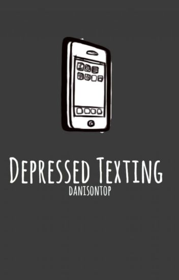 depressed texting » larry [FINISHED]