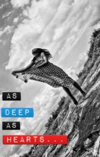 As Deep as Hearts. by Fega_RK